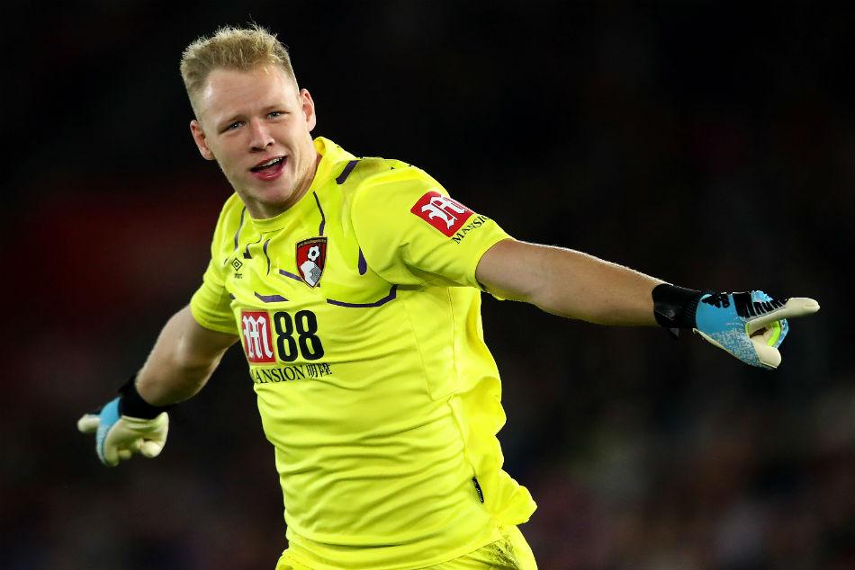 Coronavirus in sport: Bournemouth's goalkeeper Aaron Ramsdale tests positive