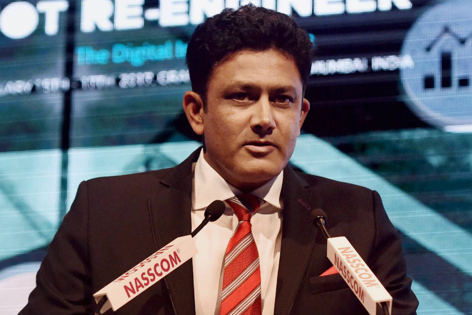 It's like 2nd innings of Test match: Kumble on battle in opposition to COVID-19