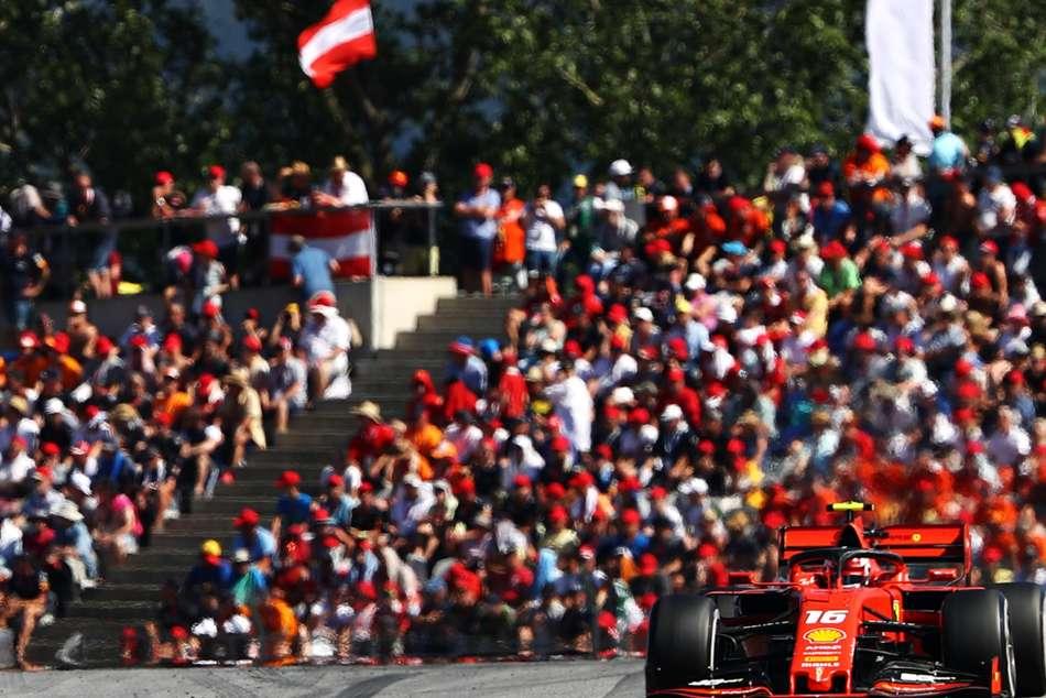 Coronavirus F1 Season Set For July 5 Start In Austria