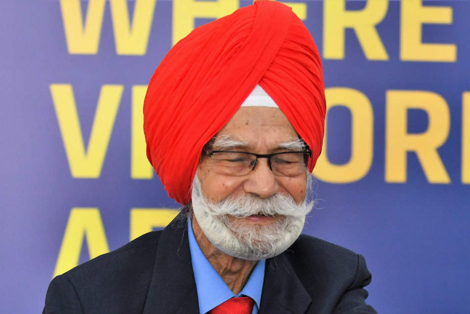 Legendary hockey player Balbir Singh Sr passes away