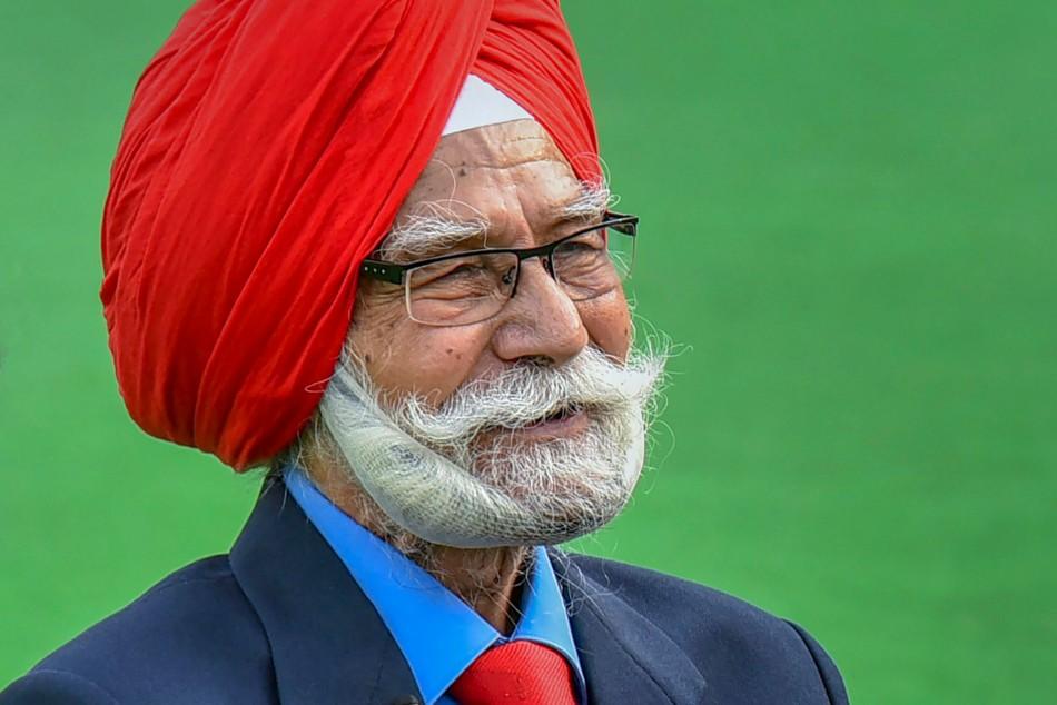 Hockey Legend Balbir Singh Senior Cremated With Full State Honours