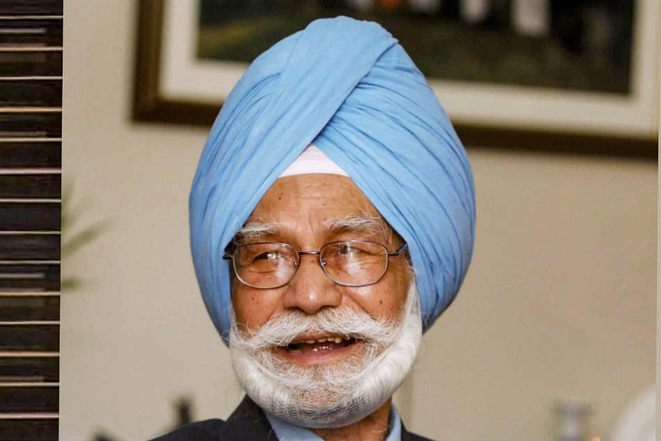Hockey India condoles the death of legendary Balbir Singh Sr