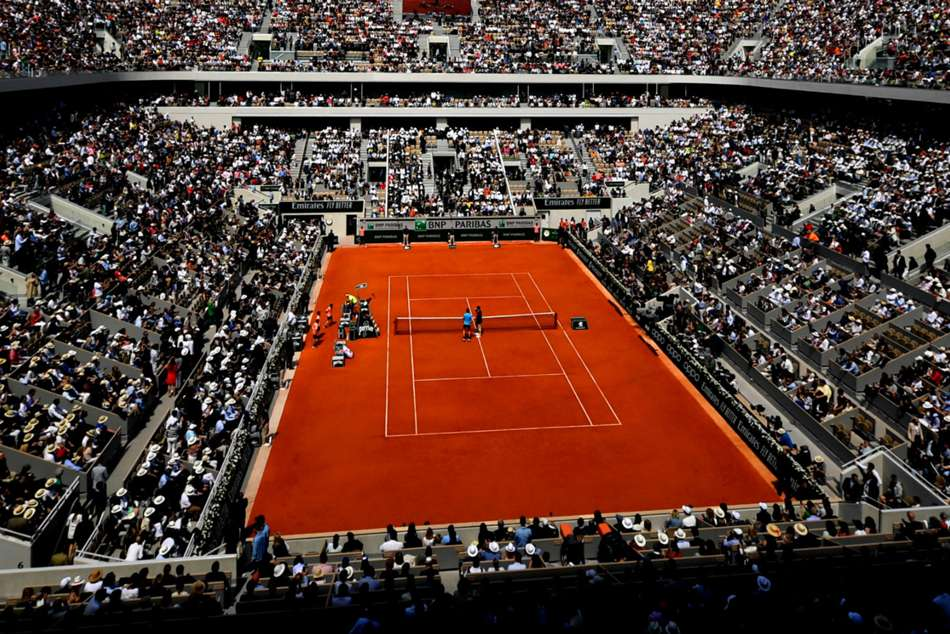 Coronavirus French Open Working To Avoid Clash With Us Open