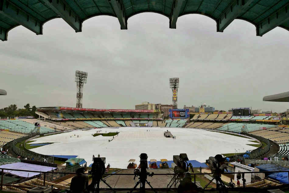 Eden Gardens spared from cyclone Amphan's wrath