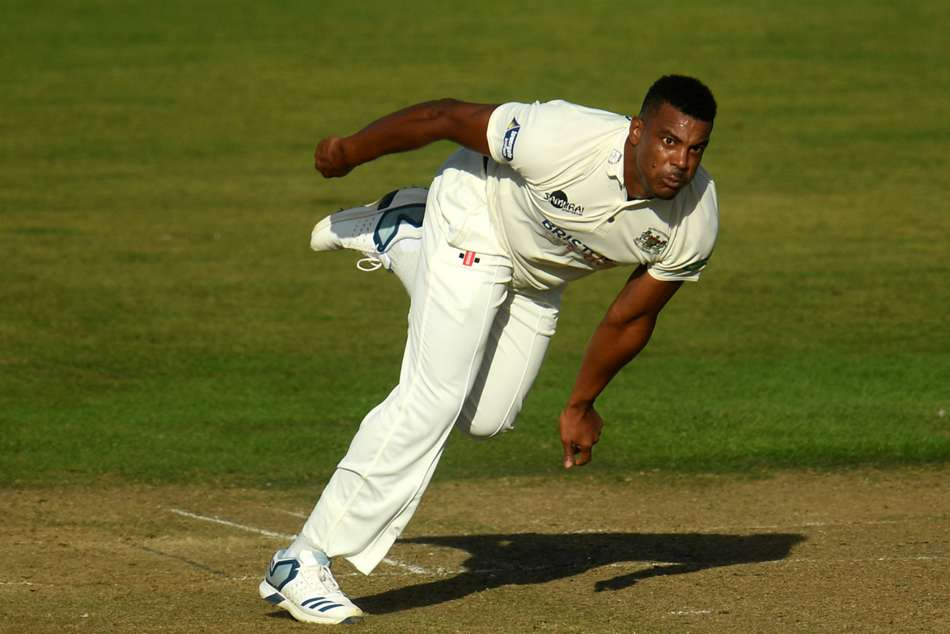 West Indies paceman Gabriel pushing for involvement in England collection
