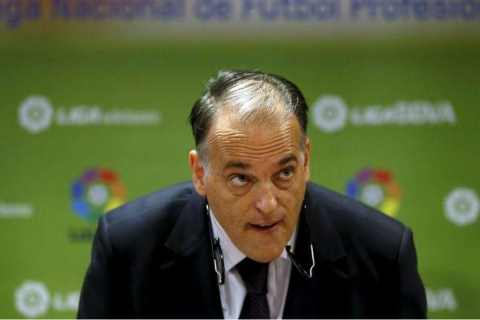 La Liga boss wants June 11 Seville derby to restart season