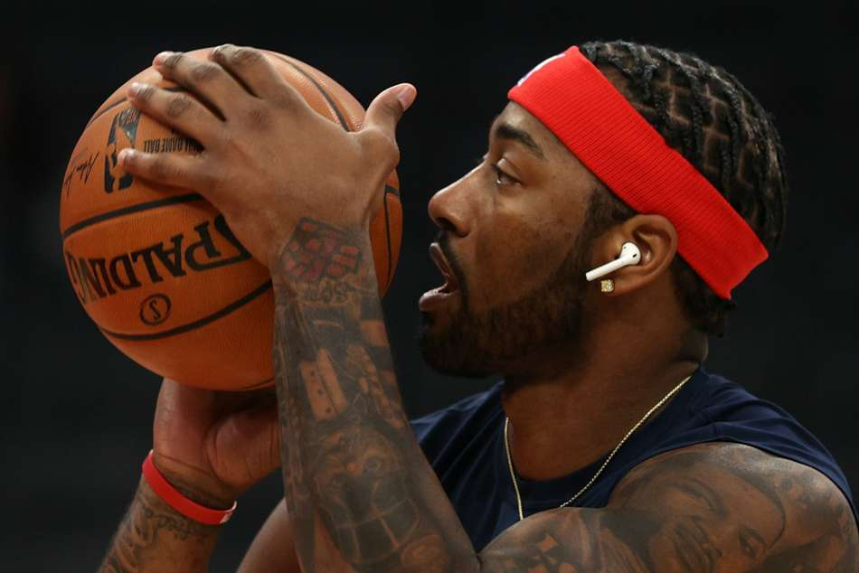 Washington Wizards Star John Wall Says He Is 110 Per Cent Healthy Recovered Injuries Nba