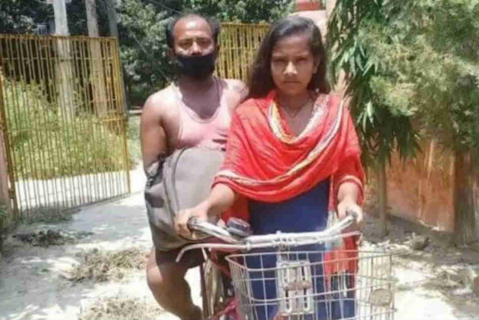 Bicycle girl Jyoti wants to appear for trials but studies first priority, says father