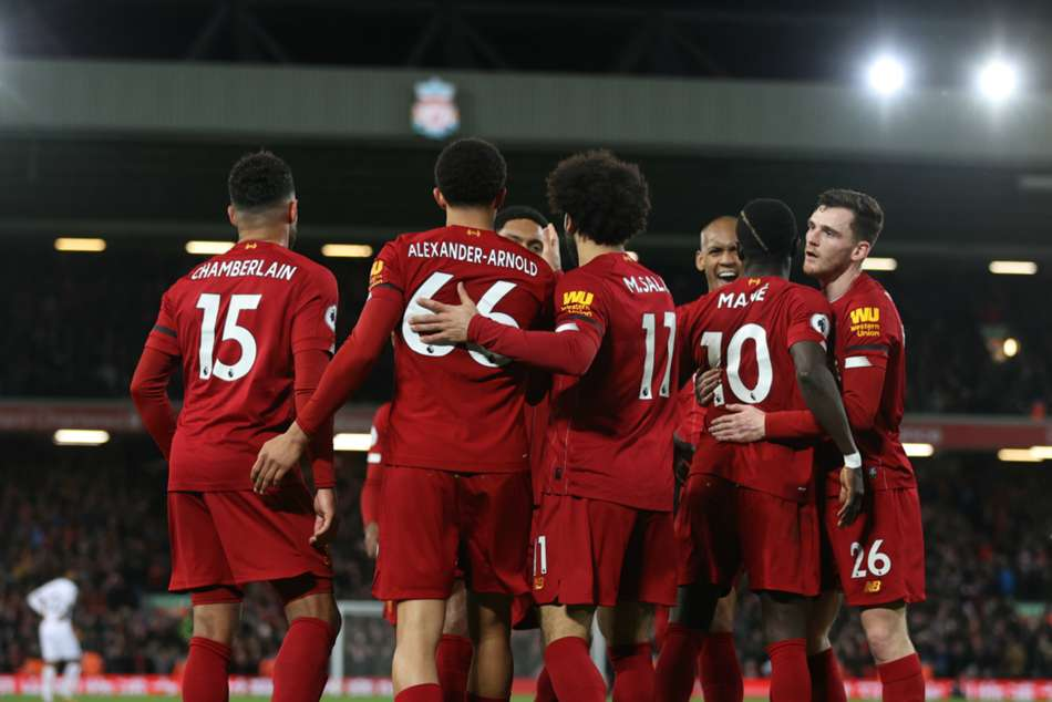 They have made winning look easy – Mbappe lauds Liverpool 'machine'