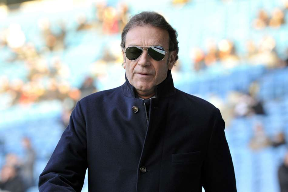 Coronavirus: Cellino blasts 'crazy' decision to resume Serie A