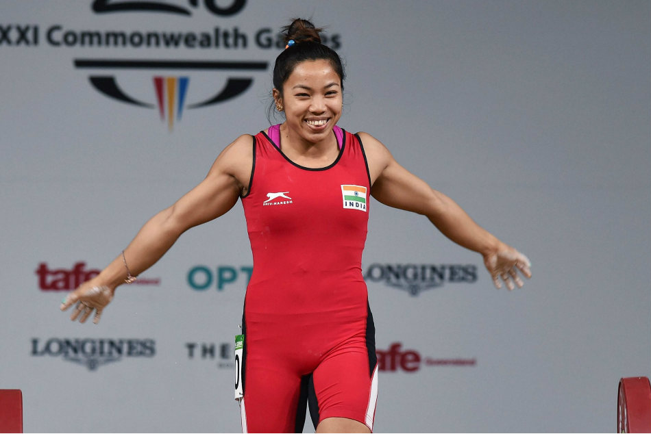 Weightlifting federation nominates Khel Ratna recipient Mirabai Chanu for Arjuna award