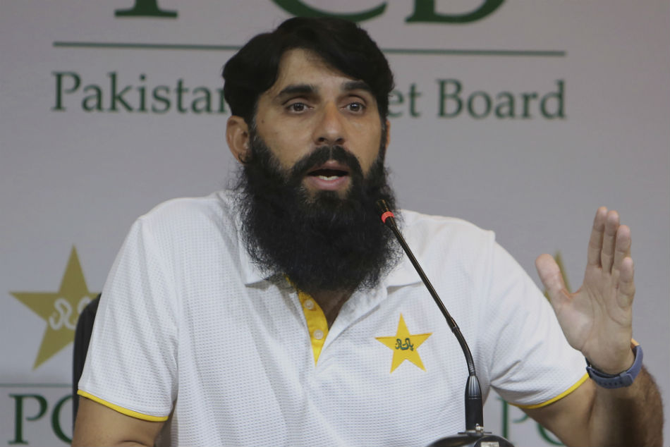 T20 World Cup shouldn't be postponed in haste: Misbah-ul-Haq