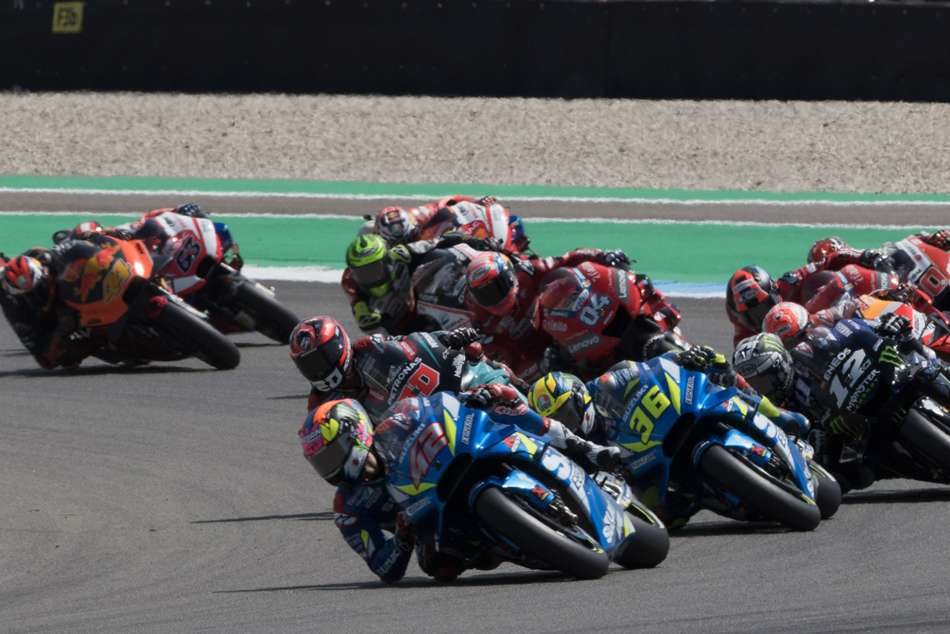 Coronavirus in sport: British and Australian MotoGP's cancelled