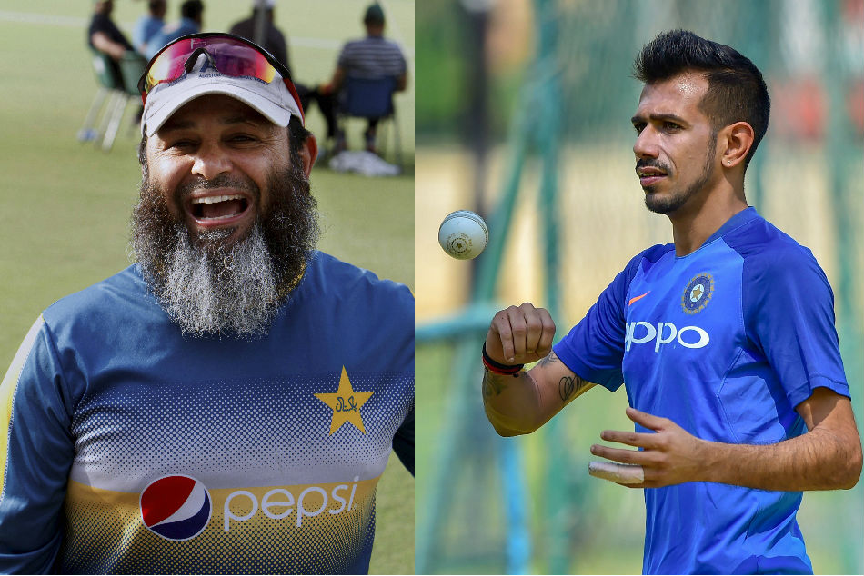 Yuzvendra Chahal may be more practical with higher use of crease, says Mushtaq Ahmed