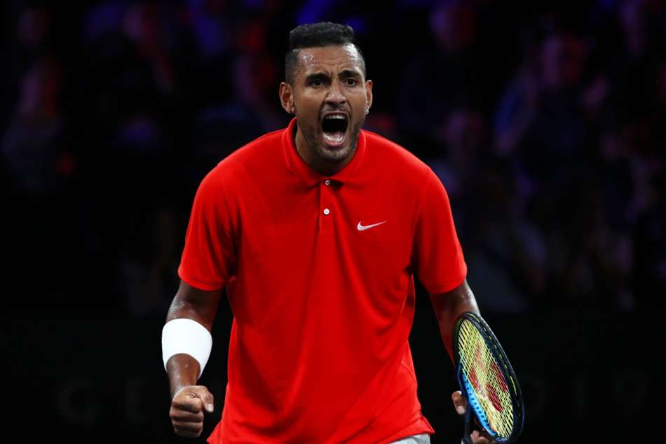 Kyrgios tells Murray you are better than Djokovic
