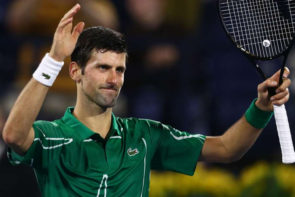 World number one Novak Djokovic will return to the court next month for a new tour in the Balkans
