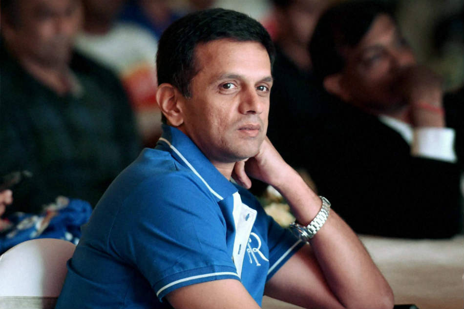 Dravid says non-contracted and U-19 players have received mental health lessons in lockdown