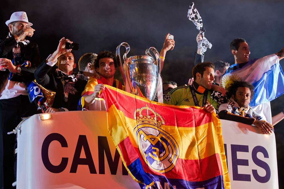 On this day in sport: Real Madrid complete La Decima, Hussain signs off in style
