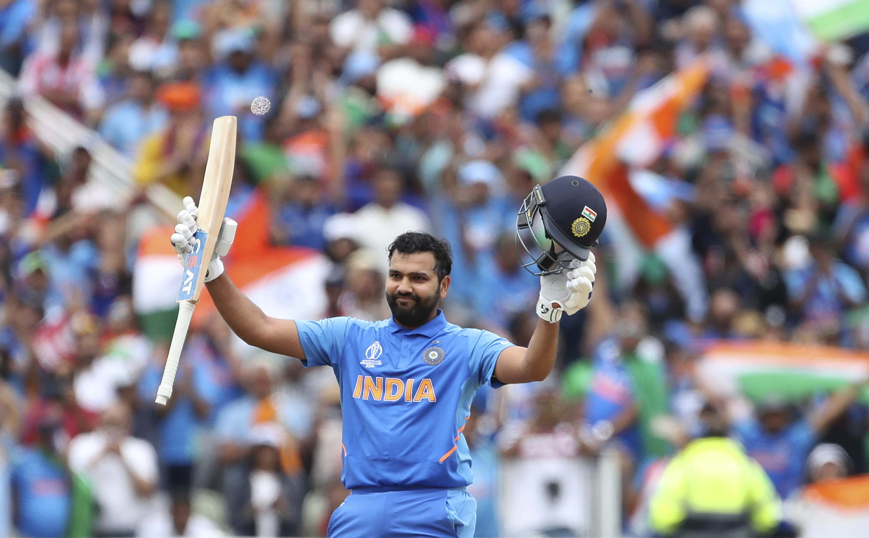 Never thought I'll slam a double hundred in ODIs: Rohit Sharma tells R Ashwin