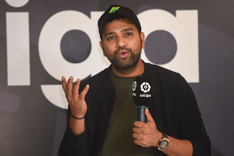 I really like watching Friends: Rohit Sharma opens up about his lockdown days, favorite reveals & sport