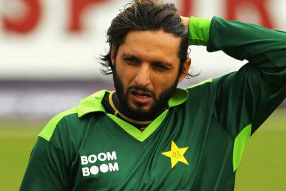 Shahid Afridi rakes up one other controversy, says he needs to steer Kashmir staff in PSL
