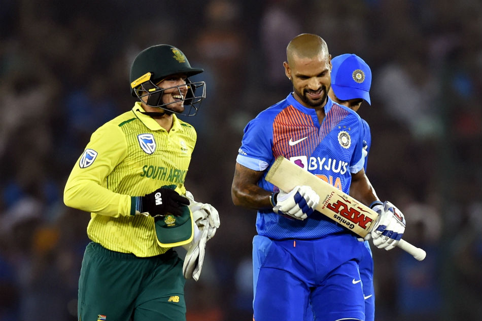 I have a lot of options: Shikhar Dhawan reveals which profession he'll pick after retirement from cricket