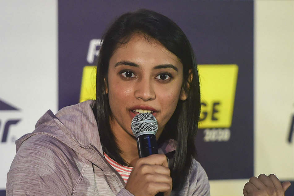 Smriti Mandhana cannot wait to affix her teammates on the sector