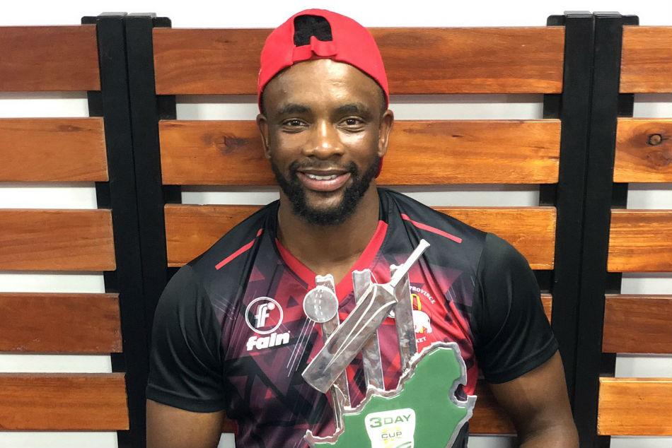 South African first-class cricketer Nqweni exams constructive for novel coronavirus