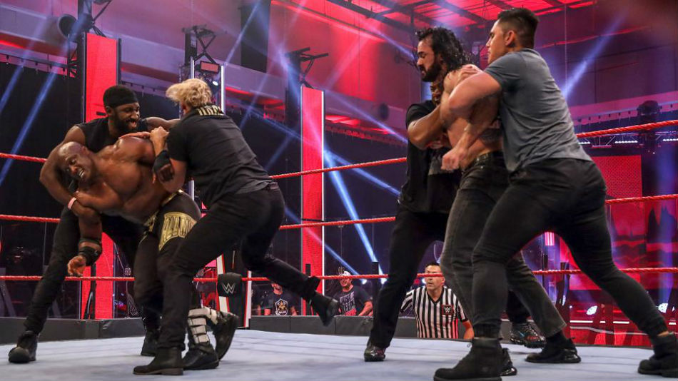 Revealed Outcome Of Drew Mcintyre Vs Bobby Lashley At Wwe Backlash 2020