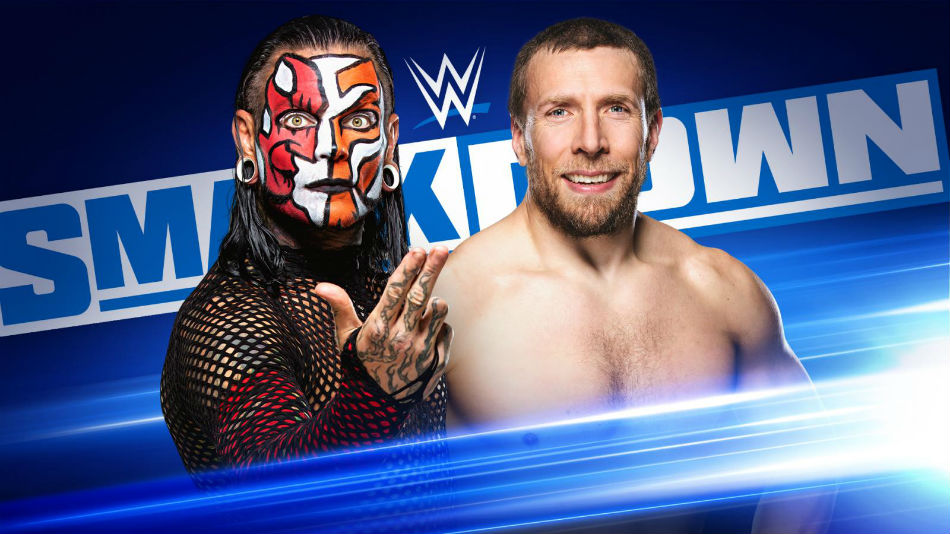 Wwe Friday Night Smackdown Preview And Schedule May 29 2020