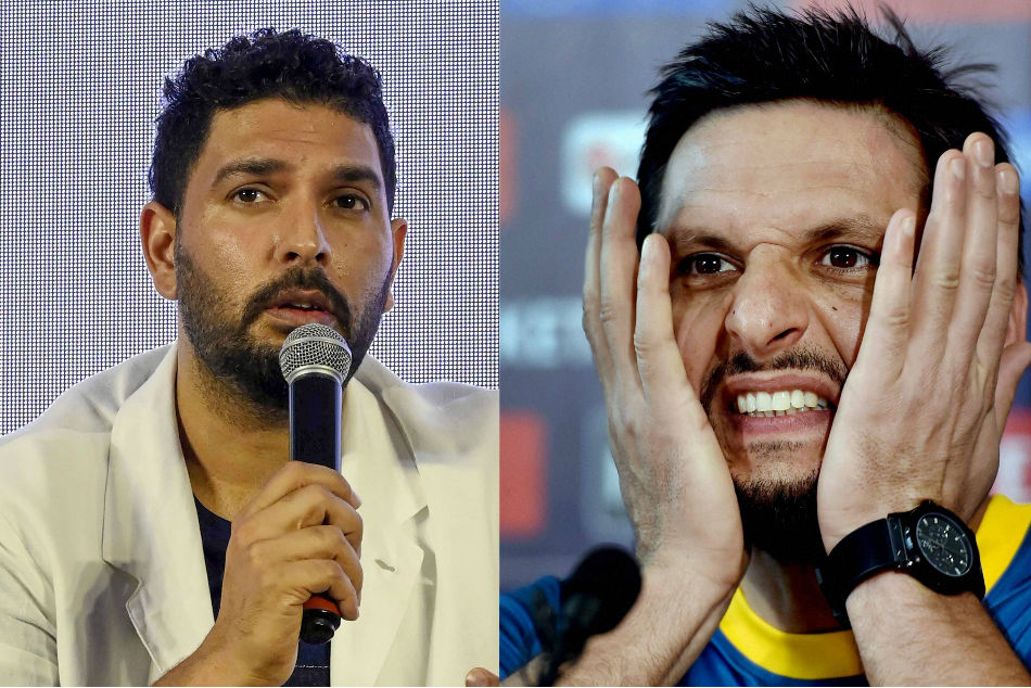 Never once more – Yuvraj Singh reacts after Shahid Afridi's anti-India feedback