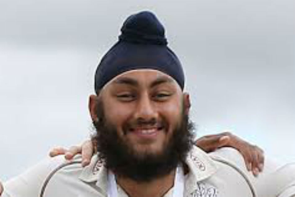 Amar Virdi hopes to play Test cricket for England towards West Indies