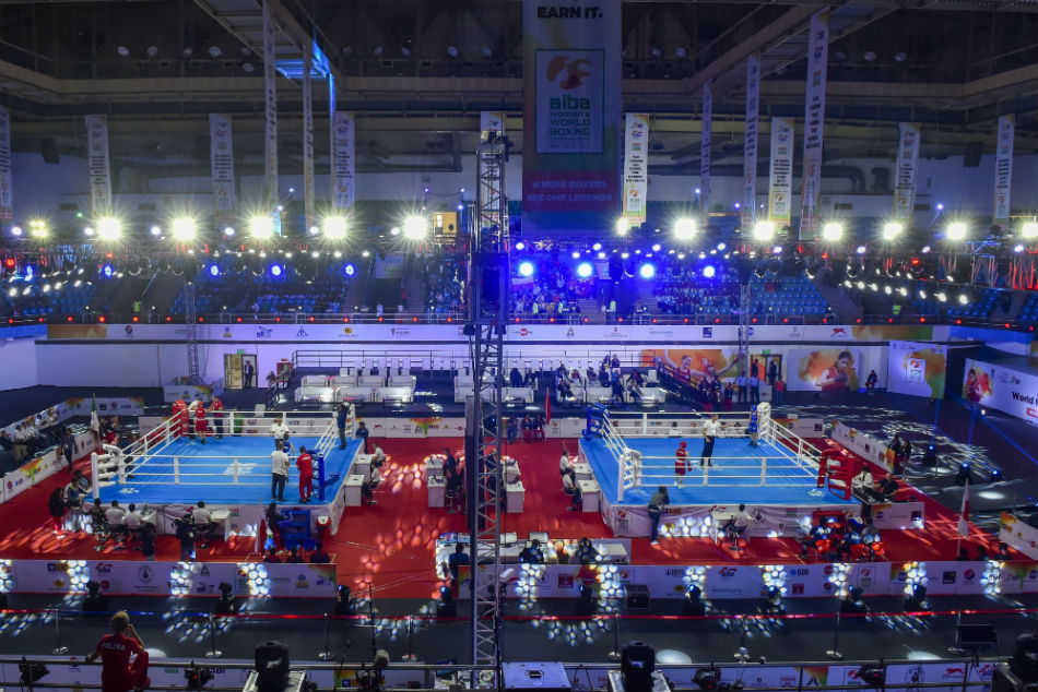 Coronavirus: Resumption of boxers' training camp delayed due to pending administrative permissions