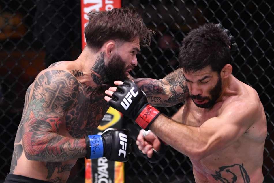 Garbrandt suggests UFC bantamweight title tournament at Fight Island