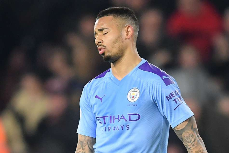 It's like racist people haven't got brains - Gabriel Jesus backs Black Lives Matter movement