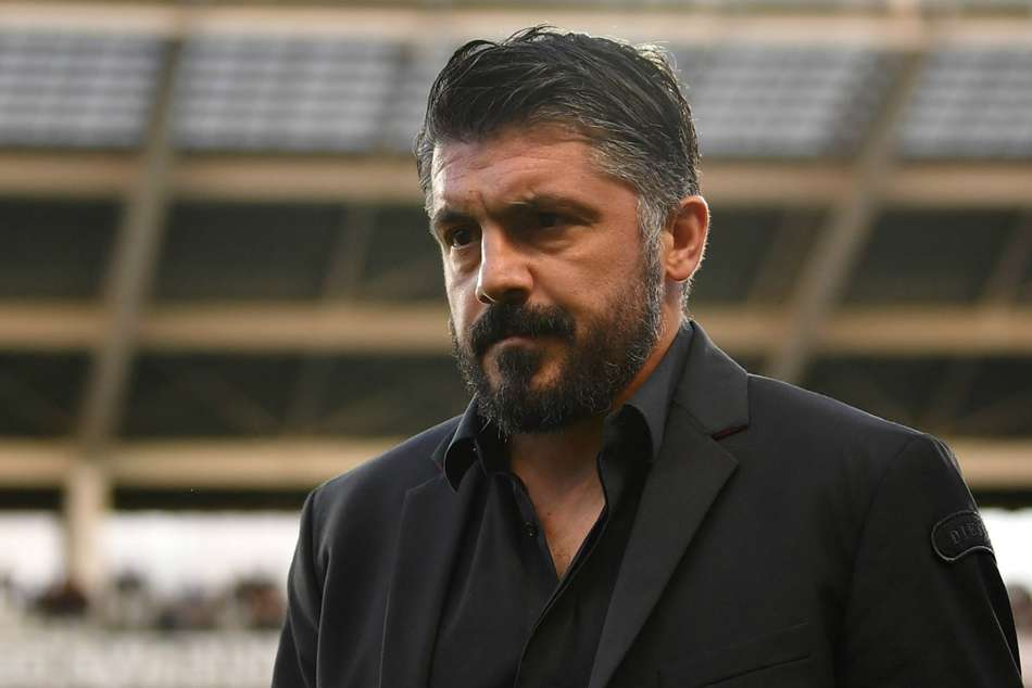 Napoli players rally behind grieving boss Gattuso