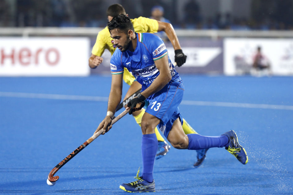 Indian Hockey defender Harmanpreet Singh delighted to be nominated for Arjuna Award