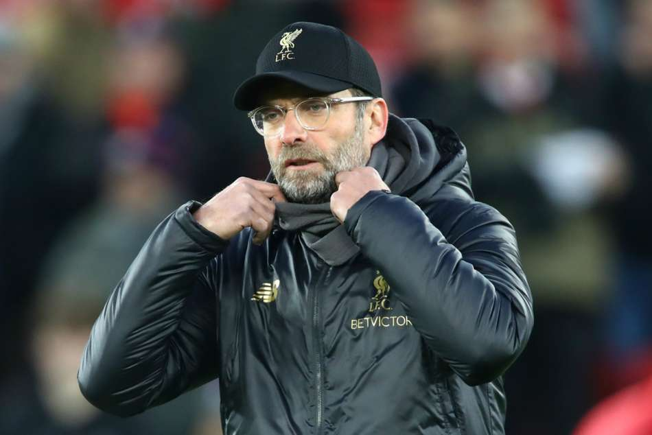 Coronavirus: Klopp says Liverpool title parade could happen next season