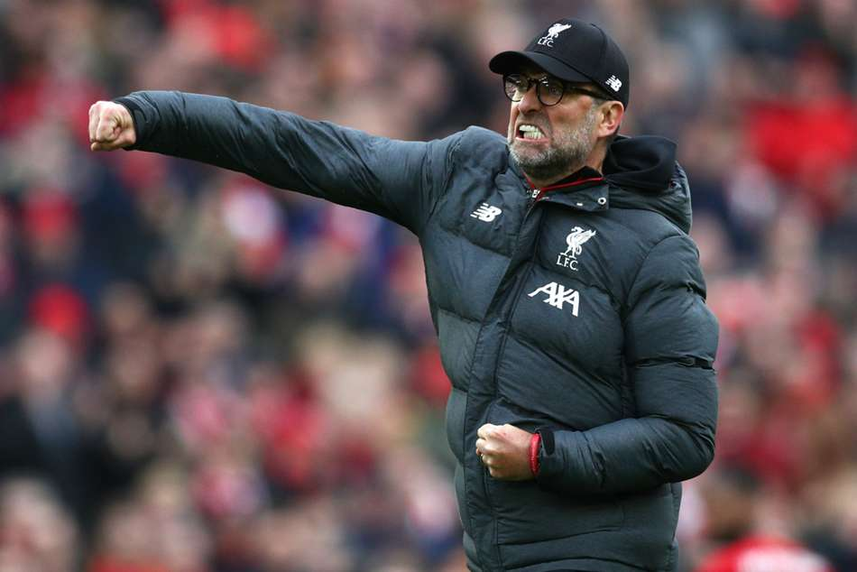 Coronavirus: Liverpool to tackle Everton in Sunday evening derby as title beckons