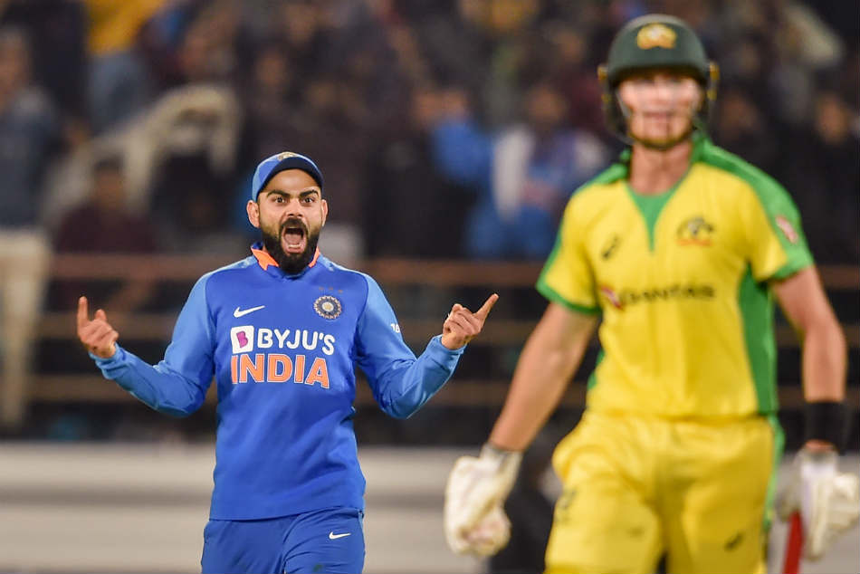 Aussies did not suck up to Virat Kohli; Aaron Finch shoots down Clarke's claim