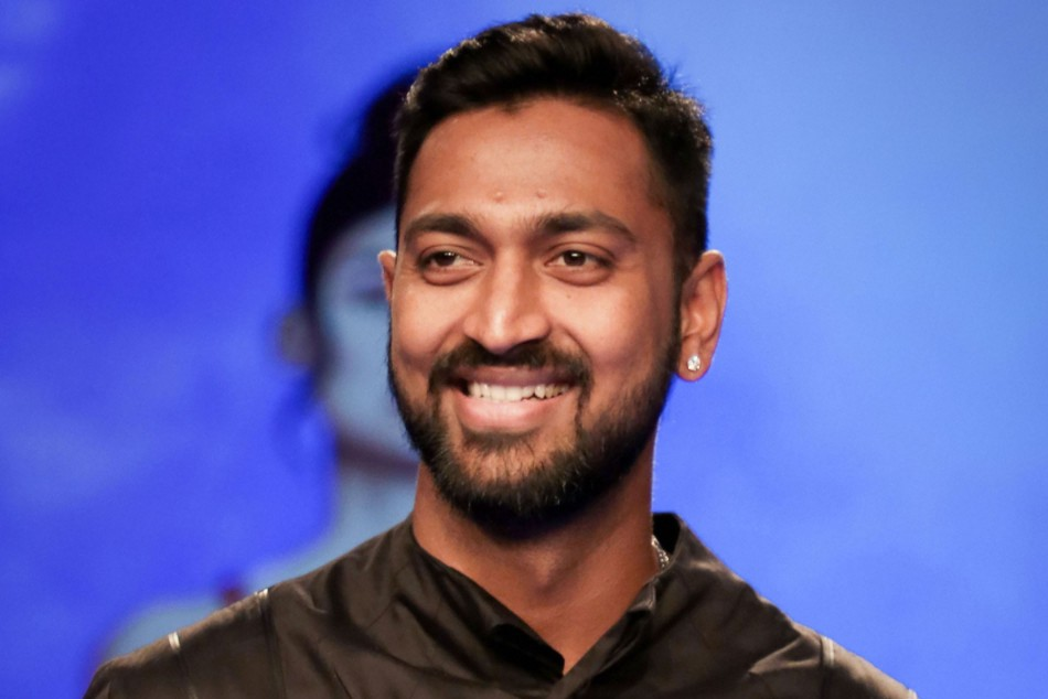 Krunal Pandya resumes out of doors coaching after three months
