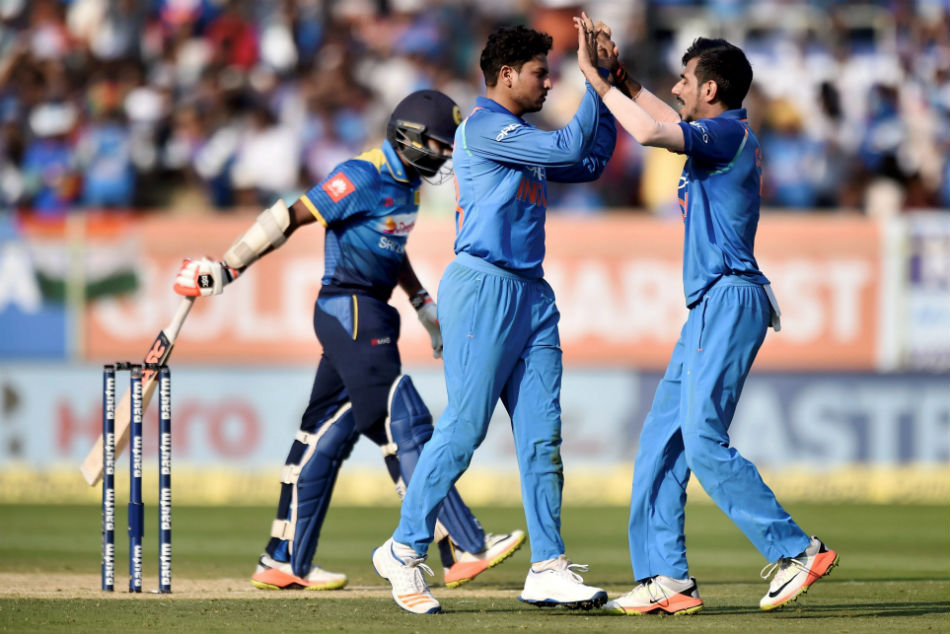 Yuzvendra Chahal attempting to study like 'little brother' Kuldeep Yadav