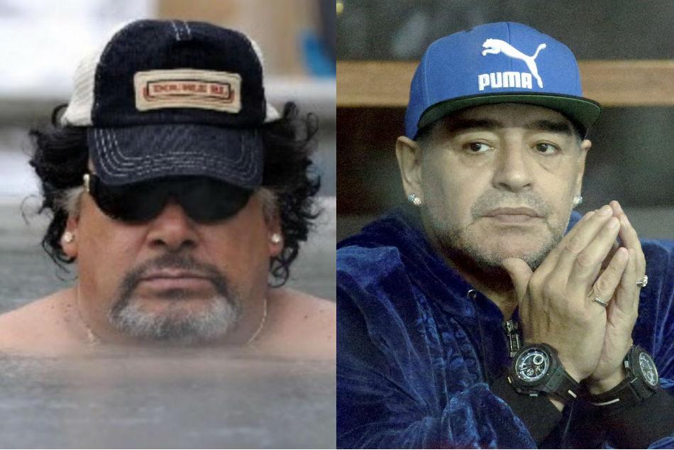 Fake Maradona video goes viral on social media