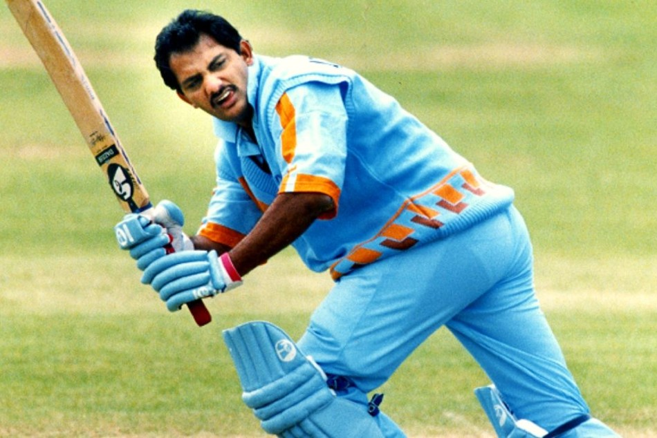 Mohammad Azharuddin shares batting video on Twitter to remind fans of his imperious timing and flicks