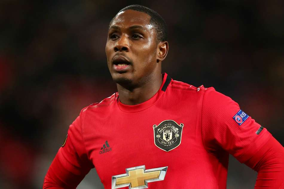 Manchester United striker Ighalo could leave the field if he's racially abused again