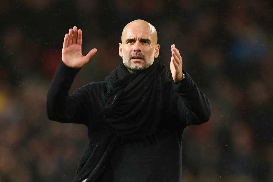 Manchester City boss Guardiola 'has a dream' to coach a national team