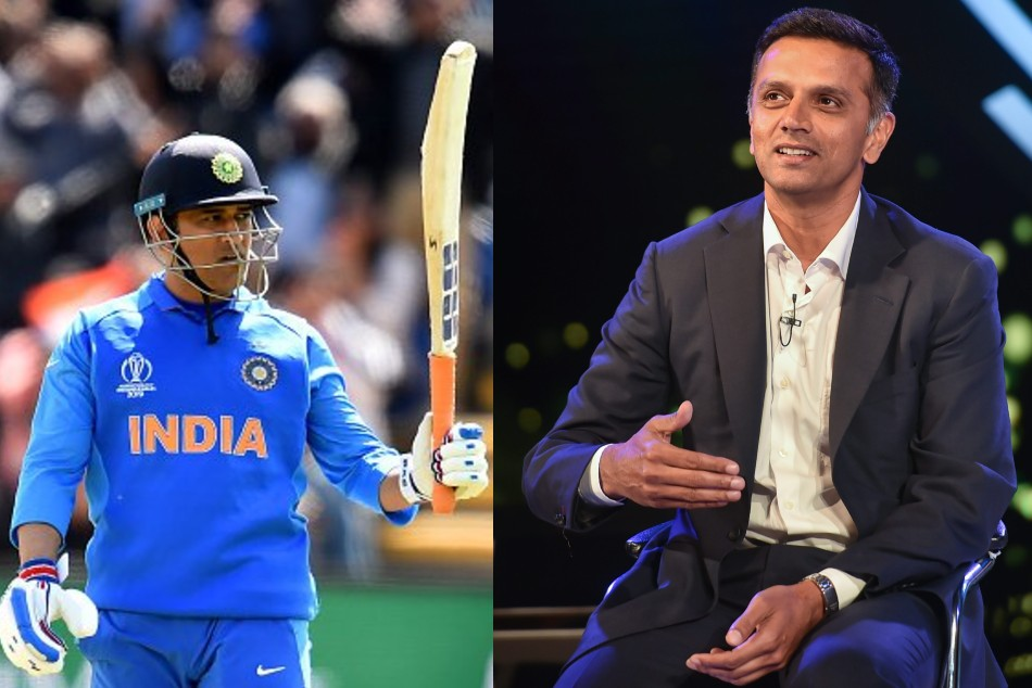 Rahul Dravid reveals why MS Dhoni is likely one of the most interesting match-finishers in limited-overs format