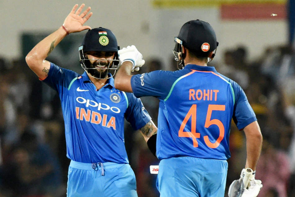 Rohit Sharma has got an eternity to play the ball; Virat Kohli has a plan for each version of the game: Robin Uthappa