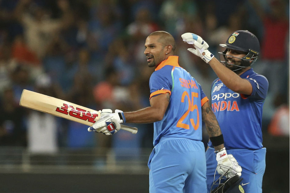 Irfan Pathan explains why Rohit Sharma and Shikhar Dhawan are profitable as opening pair