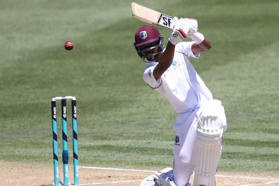 I'll not be completely satisfied if I do not get at the very least one century in England: Roston Chase